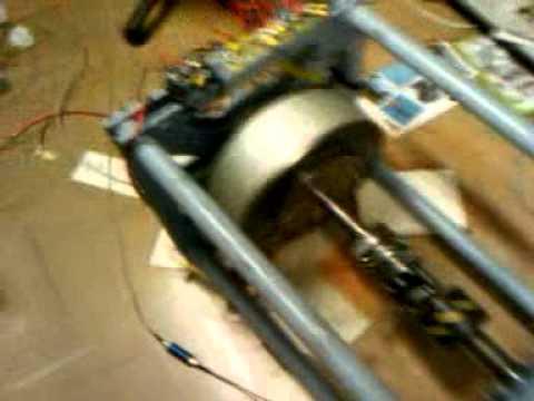 how to make alternator work again