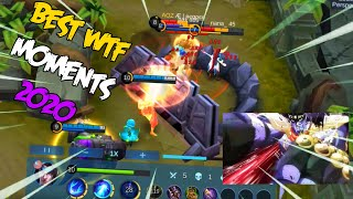 Mobile Legends BEST WTF  Funny Moments 2020