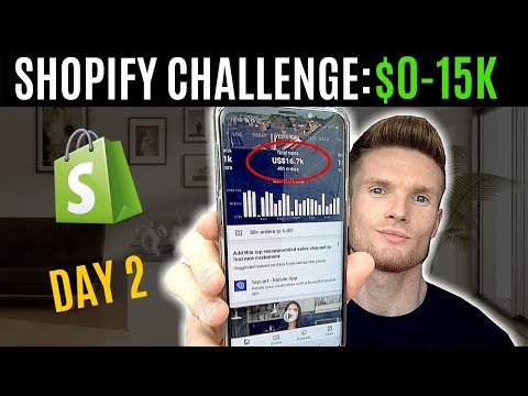 (Day 2) Dropshipping Challenge: How I Find $100k Winning Products In 2019 thumbnail