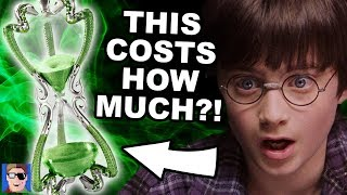 J vs Ben: MOST Expensive Harry Potter Merch | GAME