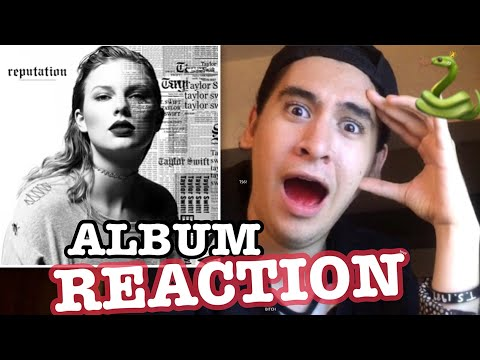 Taylor Swift - Reputation | REACTION