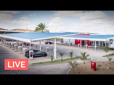 Tesla Bans SuperChargers for Commercial Use - Teslanomics LIVE!
