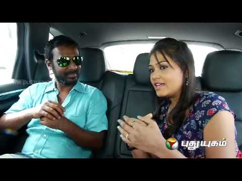 Actor Vijay Vasanth in Stars Day Out - Part 1 - (10/05/2014)