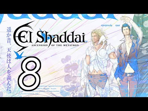 Let's Play El Shaddai [8] Nephilim's world