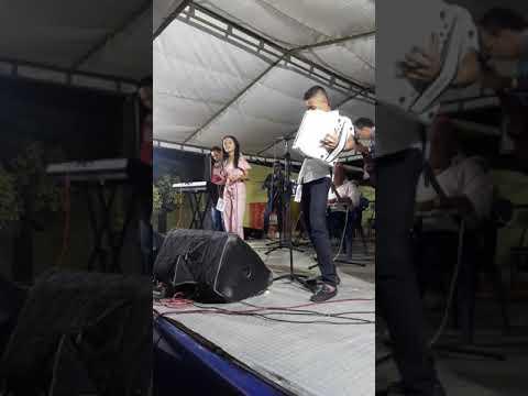 Luna Jaramillo reina voz infantil festival I.E John f Kennedy de san marcos Sucre tema soy feliz