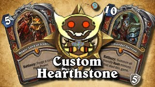 TOP CUSTOM CARDS OF THE WEEK #3   Card Review   Hearthstone