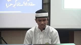 Musabaqah Hifdzil Qur'an Santri Ponpes Riyadhussholihiin (cabang 20 Juz)