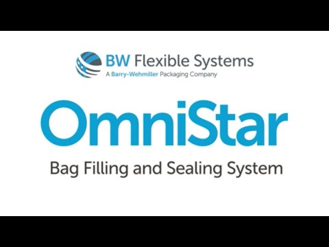 Thiele OmniStar Bag Filling By BW Flexible Systems