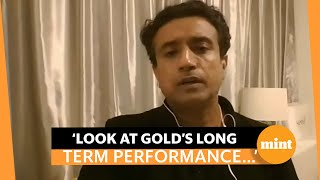'Gold will outperform when equity portfolio not performing': CEO Kuvera.in