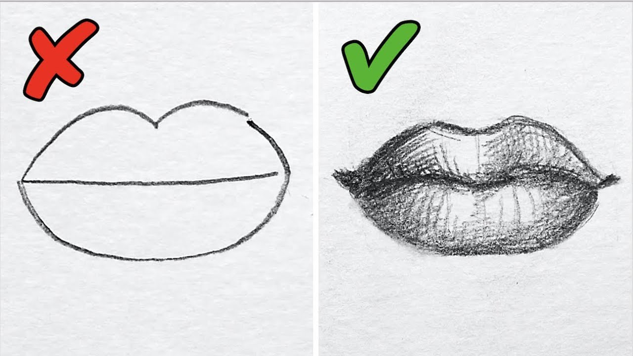 25 Drawing Tricks To Draw Like A Pro Youtube