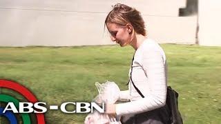 TV Patrol: Dayuhan na namumulot ng basura sa BGC