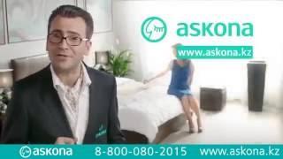 видео Преимущества мягких кроватей Askona