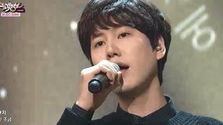 Gambar cover [HIT] 뮤직뱅크-규현(KyuHyun) - 광화문에서(At Gwanghwamun).20141121