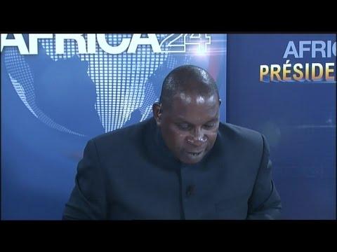 DÉBATS - Élection présidentielle Gabon: Interview du candidat Ali Bongo Ondimba - 25/08/2016 (4/4)