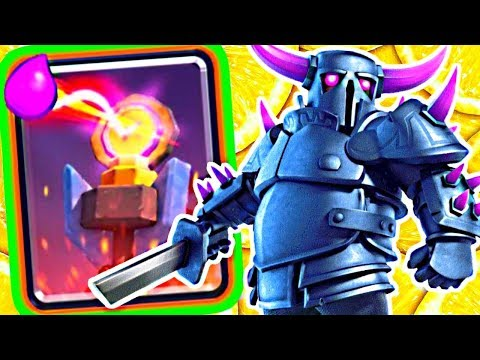 STOP EVERYTHING! PEKKA & INFERNO TOWER! - Clash Royale