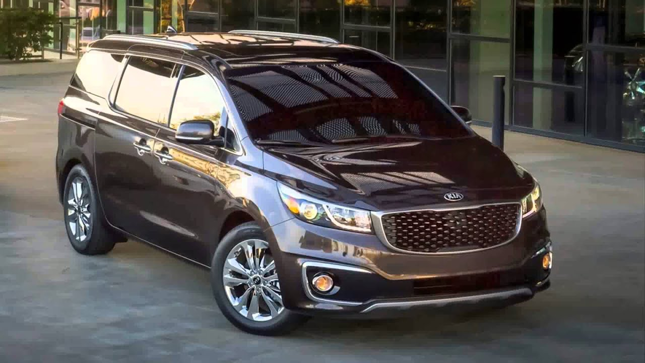 2015 kia carnival youtube. Black Bedroom Furniture Sets. Home Design Ideas