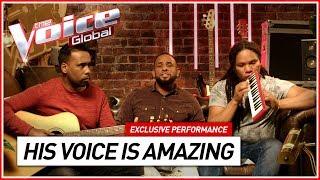 EXCLUSIVE: Mitchell Brunings sings Bob Marley