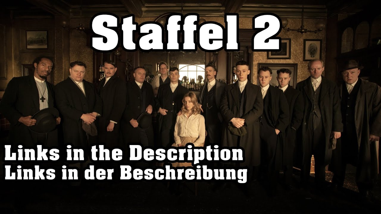 Peaky Blinders Staffel 3 Deutsch