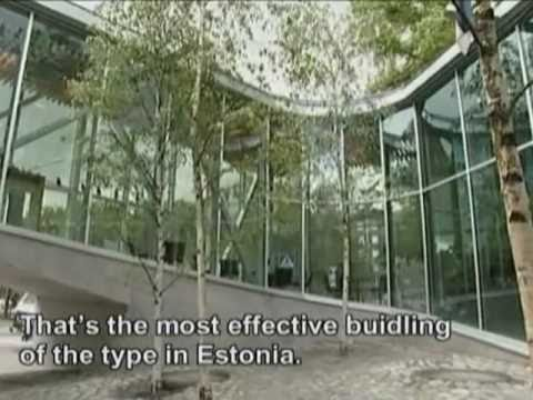 Estonian contemporary architecture: Museum of Occupations, Tallinn
