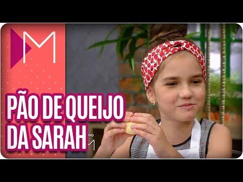 Pão de Queijo da Sarah Bianchi - Mulheres (11/04/18)