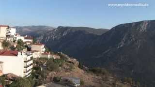 Delfi, Delphi Museum - Griechenland, Greece HD Travel Channel