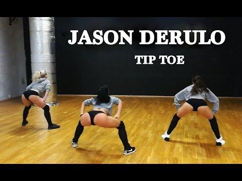 Jason Derulo / Tip Toe / Twerk choreography by Martina Panochová / ICONIC