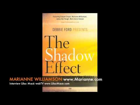 Marianne Williamson: Importance of looking at our shadow and darker side (part1/4)