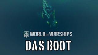World of Warships - Das Boot