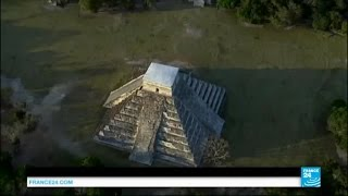 The discovery of the century: Star pupil finds lost Mayan city