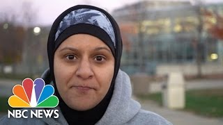 'An Atmosphere Of Fear': Muslim Americans React To Donald Trump Victory | NBC News