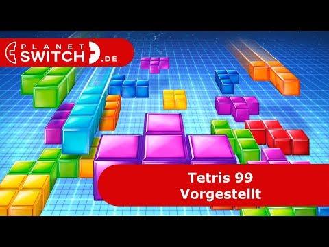 Tetris 99 (Switch) - Vorgestellt