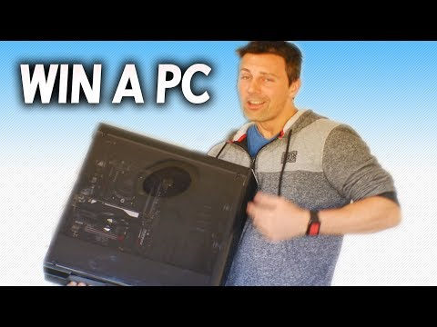 WIN 1 of 3 GAMING PCs for FREE!