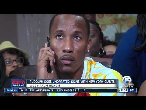 Travis Rudolph goes undrafted after father