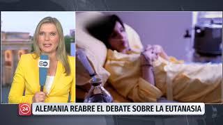 Alemania reabre debate por la Eutanasia