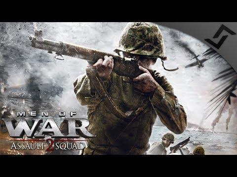 3v3 Oorah (Para)Marines! 1942 Robz Mod - Men of War: Assault Squad 2 Multiplayer