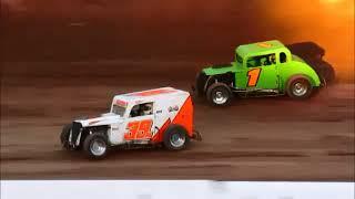 8 18 18 Dwarf Cars @ Placerville Speedway