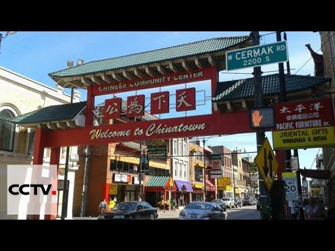 Aux États-Unis, le quartier chinois de Chicago se transforme en conservant son identité