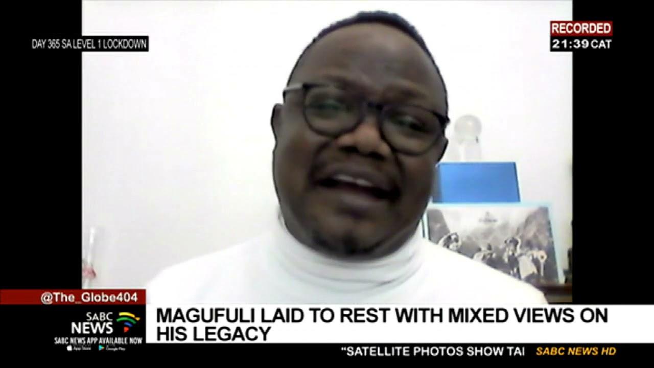 Download Late Tanzania President John Magufuli's legacy with Tundu Lissu