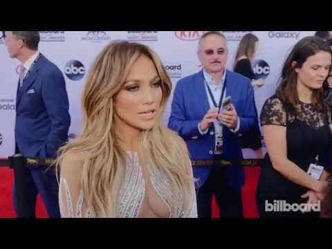 Jennifer Lopez Talks Las Vegas Residency at the 2015 Billboard Music Awards