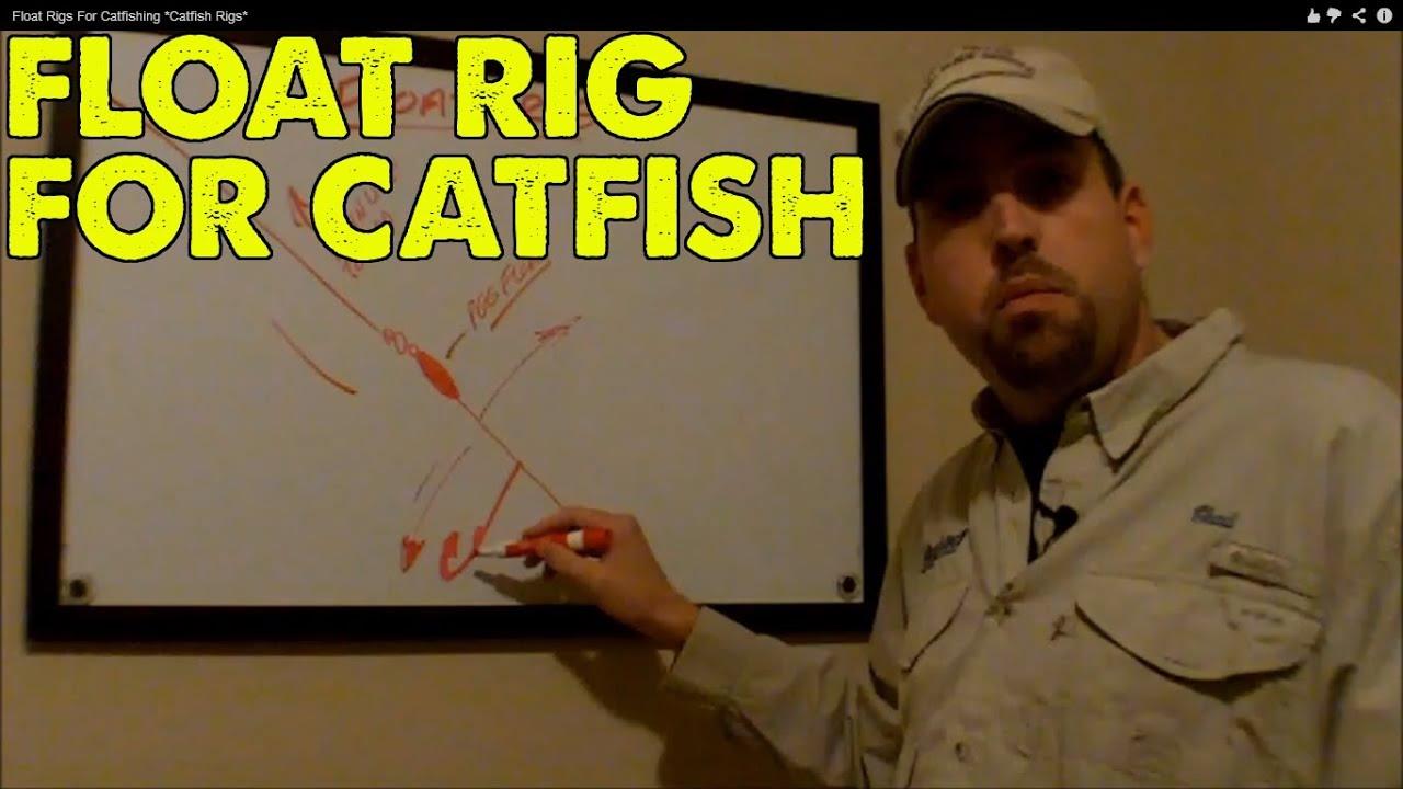 Float Rigs For Catfishing Catfish Rigs Youtube
