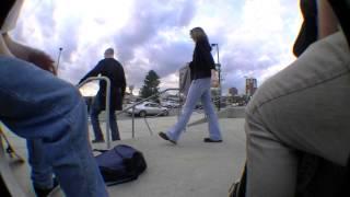 How a Skateboarding Kick Out Should Go