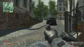 "MW3 Throwing Knife Bankshot Montage | ""RAW!"" 