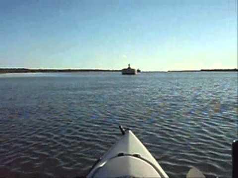 Kayak fishing arroyo city 112710 part 2 youtube for Arroyo city fishing