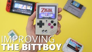 How the BittBoy could be EVEN BETTER!