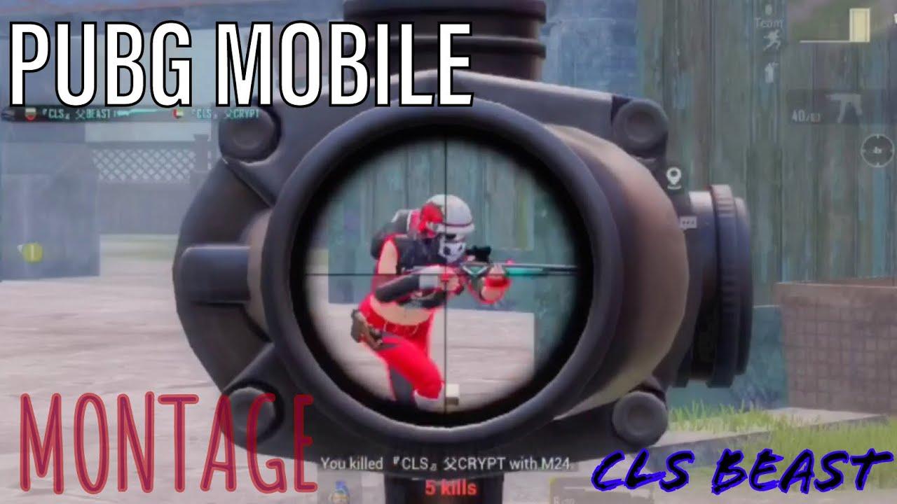 PUBG MONTAGE 🙌   PUBG MOBILE   BEAST gaming
