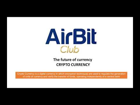 AirBit Club! the best Bitcoin Business Opportunity