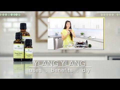 Ylang Ylang Essential Oil - Website Version