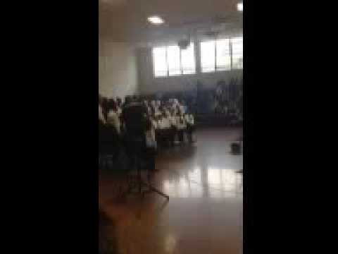 Lindley 6th Grade Academy Chorus