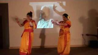 Folk Dance of Bengal by Madhumita and Rima