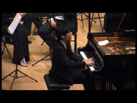 Beethoven Piano Concerto Nº 4 (Piano:Haochen Zhang - Conductor: Daniel Abad Casanova)